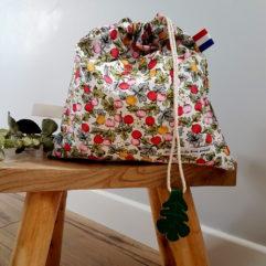 sac linge maternelle cerise Konya