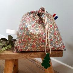 sac linge maternelle fleur Minsk