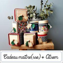Cadeaux maître(sse) & Atsem