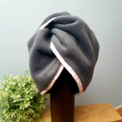 bonnet turban artisanal fille